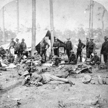 Rough Riders: Tampa, Florida (1898)
