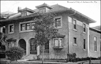 Women's Club of Jacksonville, Florida (ca. 1910)