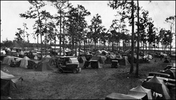 Tin Can Tourists convention: Arcadia, Florida (January 7, 1929)