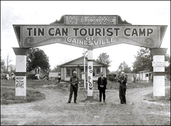 Tin Can Tourists camp: Gainesville, Florida (192-)