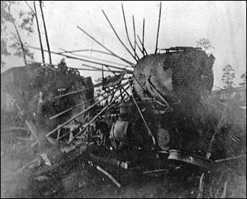 Escambia Railway engine number 4 boiler explosion (1911)