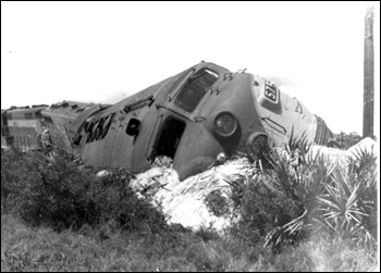 Wreck at Delray Beach (1961)