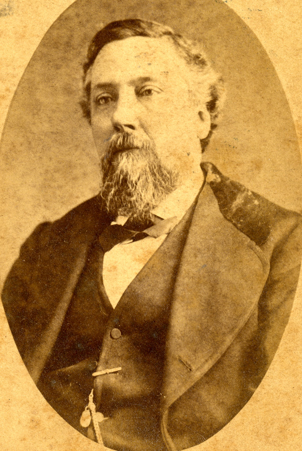 Portrait of E. J. Blackshear