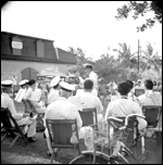 W. P. A. Band : Key West, Florida (1940)