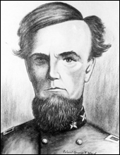 Confederate Colonel George T. Ward