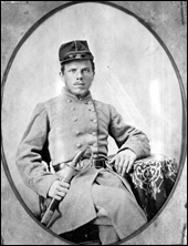 John A. Henderson, 7th Florida Infantry Regiment