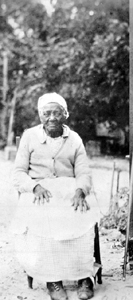 Former slave at Kingsley Plantation: Fort George Island, Florida (19--?)