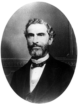 Attorney General Mariano D. Papy (ca. 1855)