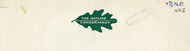 The Nature Conservancy's Resolution of Appreciation, 1975