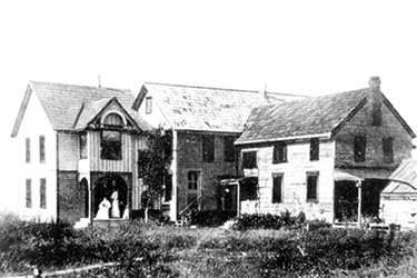 Koreshan House at Fort Myers Beach, Estero Island (1908)