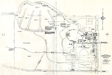 Preliminary survey for the Koreshan State Historic Site (1964)