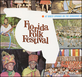 Florida Folk Festival Recordings