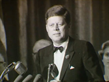 President Kennedy on the Foreign Burden