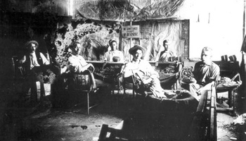 Employees of the Wanish Cigar Factory: Tallahassee, Florida (between 1892 and 1902)