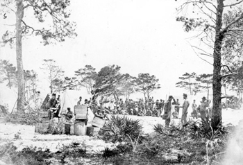 Bayou Grande, Pensacola, Florida (1861)