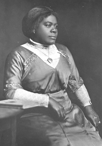 Mary McLeod Bethune (19--)