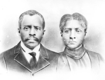 Samuel and Patsy McIntosh McLeod (18--)