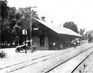Railroad depot : Citra, Florida