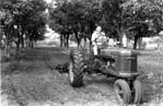 Tractors given to James H. Mills : Fort Meade, Florida