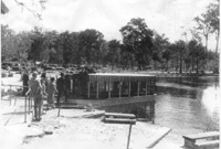 Glass Bottom Boats at Silver Springs Then