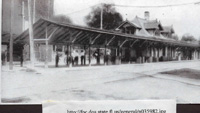Atlantic Coast Line Depot - Union Station Then