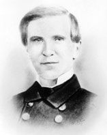Portrait of Florida's first Lieutenant Governor William W.J. Kelly
