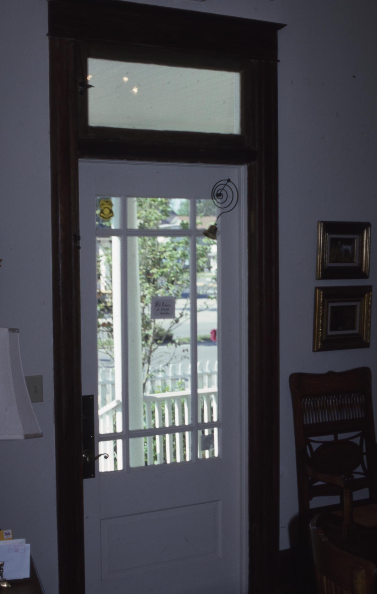 Photographs of the Captain Howard B. Jeffries House in Zephyrhills.
