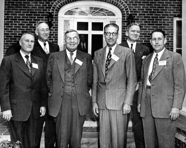 Florida Legislators at homecoming at the University of Florida.