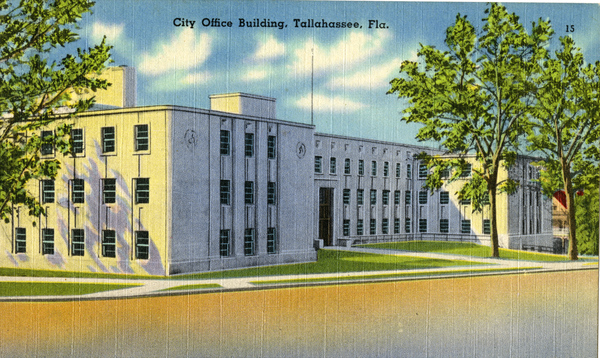 City Office Building, Tallahassee, Fla.
