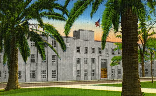 Tallahassee Administration Building.