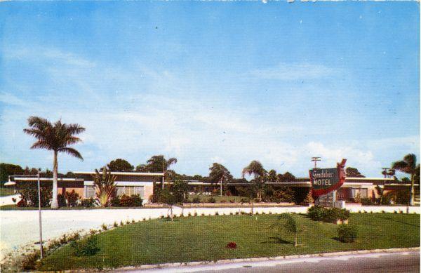 Gondolier Motel at 497 So. Tamiami Trail in Venice.