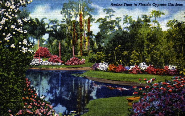 ACTWON Cypress Gardens Florida Photos Of The Past