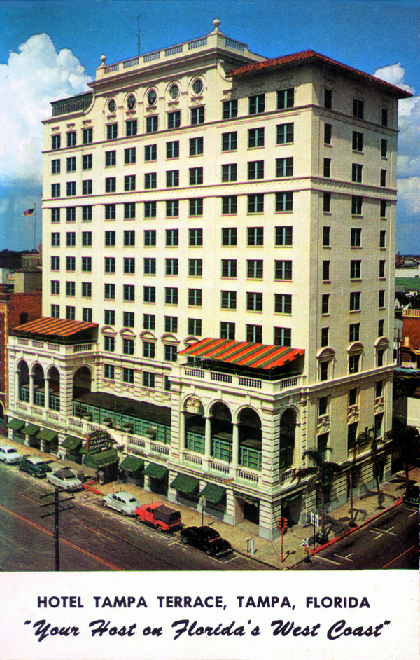 Tampa Floridan Palace Hotel 20 Stories 213 Rooms Restoration Complete Page 4 Skysercity
