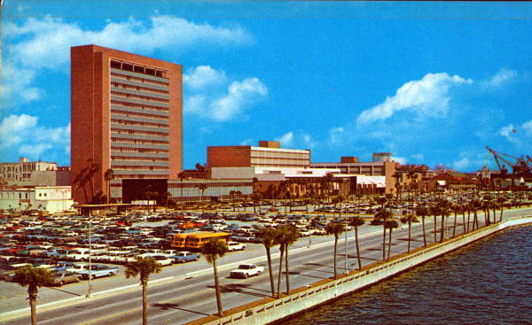 Public buildings in Jacksonville - Jacksonville, Florida .