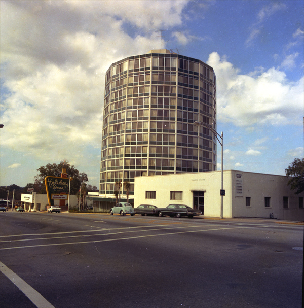 Holiday Inn hotel at 316 W. Tennessee St. in Tallahassee.