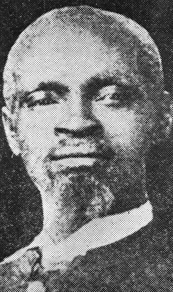 Reverend Thomas Warren Long.