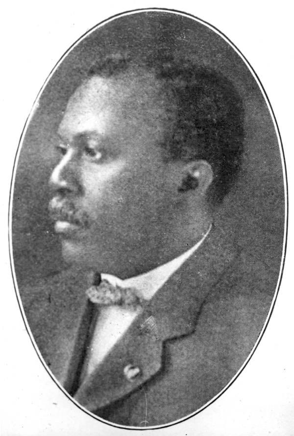 Portrait of John R. Scott - Jacksonville, Florida.