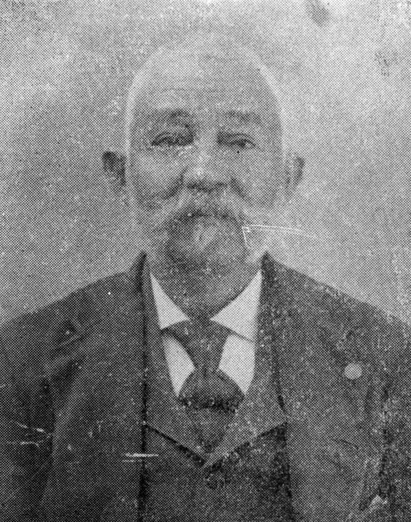 Portrait of John Sunday.