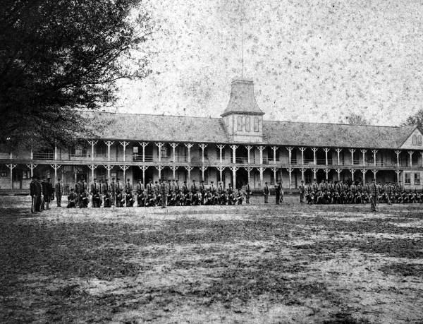 East Florida Seminary - Gainesville, Florida.