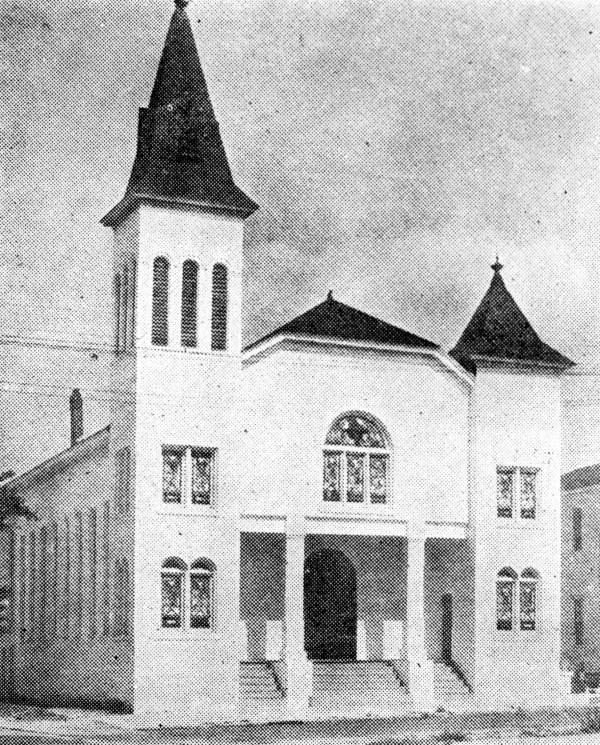 Saint Paul A.M.E. Church : Jacksonville, Florida.