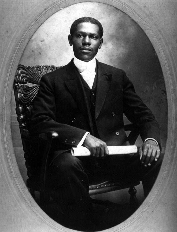 African American portrait.