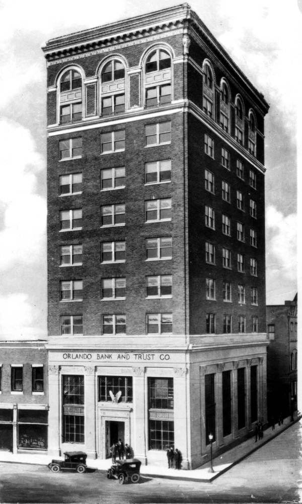 State Bank of Orlando and Trust Company.