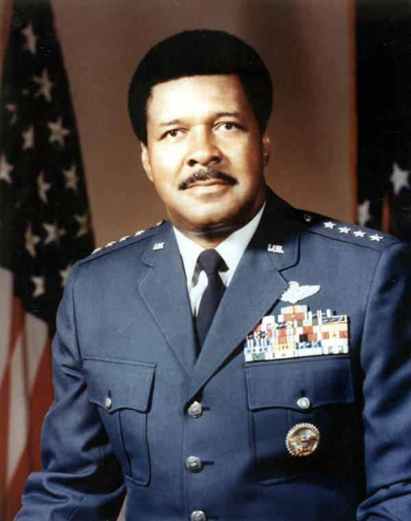 "General Daniel ""Chappie"" James, Jr."