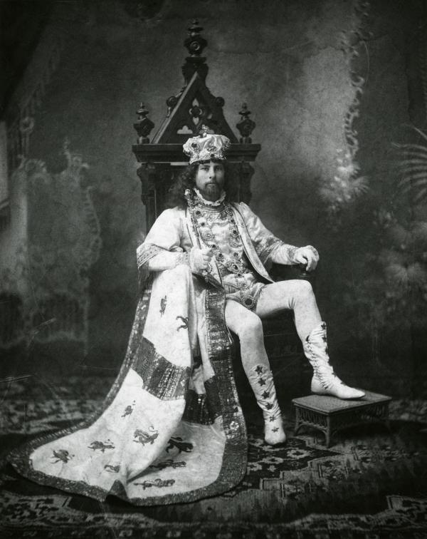 King Priscus: Alexander Clement Blount II.