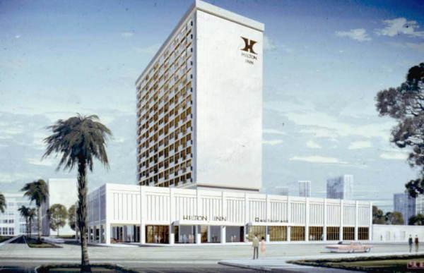 Hilton Inn - Tallahassee, Florida.