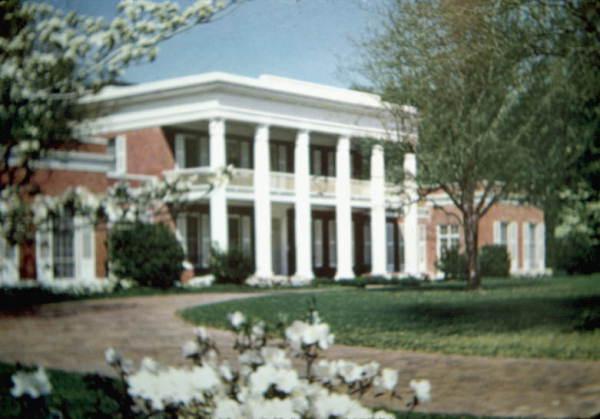 Florida Governor's Mansion - Tallahassee, Florida.