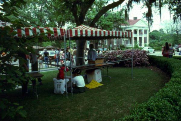 Ponce de Leon Park - Tallahassee, Florida.