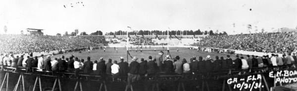 Florida-Georgia football game.