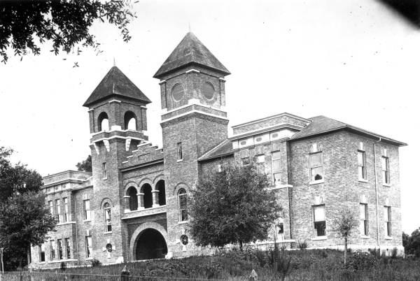 West Florida Seminary : Tallahassee, Florida (1909)