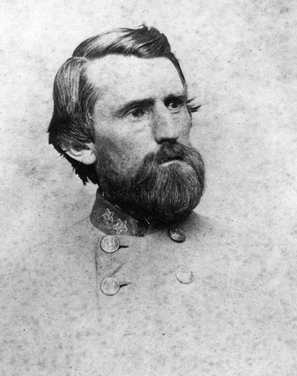 Portrait of an unidentified Lieutenant Colonel from Tallahassee.